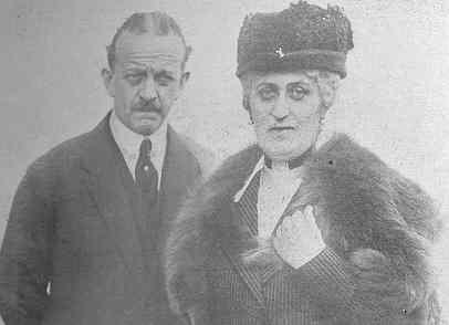 Comte Bernstorf ambassadeur d'Allemagne aux Etats-Unis